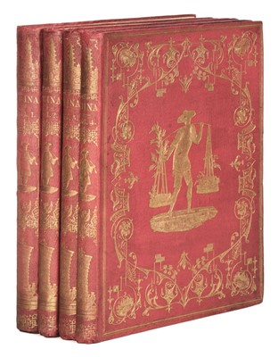 Lot 41 - Allom (Thomas). China in a Series of Views, 4 volumes, 1st edition, 1843