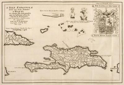 Lot 2 - Alvarez de Colmenar (Juan). Annales d'Espagne et de Portugal, 8 volumes, 1741