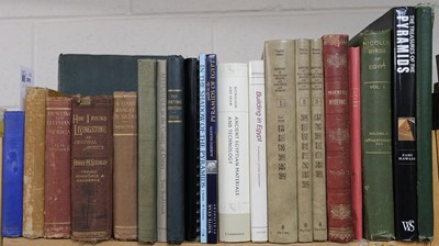 Lot 393 - Travel. A collection of 19th & early 20th century African exploration, travel reference & miscellaneous literature