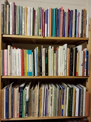 Lot 396 - Poetry. A collection of approximately 200 volumes of modern poetry