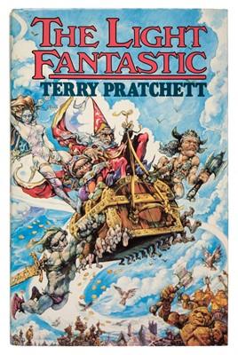 Lot 878 - Pratchett (Terry). The Light Fantastic, 1st edition, 1986