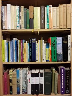 Lot 416 - Irish Literature. A large collection of modern Irish literature & poetry