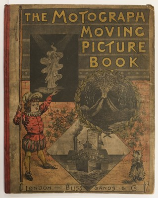 Lot 386 - Motograph Moving Picture Book, 1898