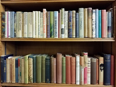 Lot 421 - Fiction. A large collection of modern fiction