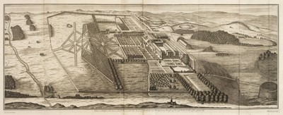 Lot 288 - Campbell, Colen. Vitruvius Britannicus, or the British Architect, 3 vols, 1st edition, 1715-25