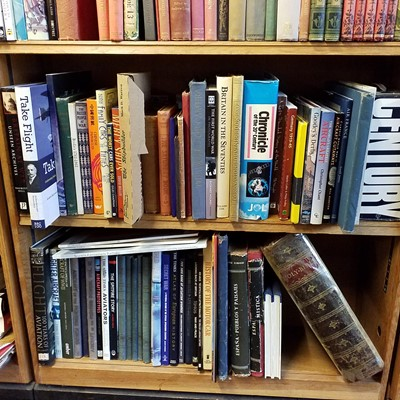 Lot 430 - Miscellaneous Reference. A large collection of mostly modern miscellaneous reference
