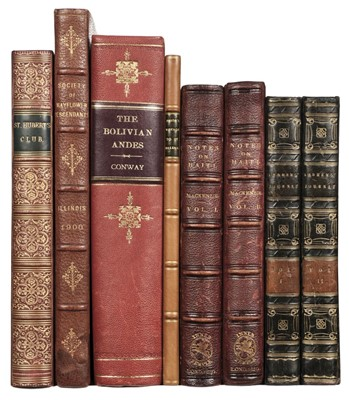 Lot 70 - Mackenzie (Charles). Notes on Haiti, 1st edition, 1830, & 5 others