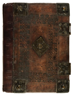 Lot 304 - Bible [English]. The Bible. Translated according to the Ebrew and Greeke, 1607