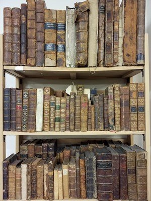 Lot 435 - Antiquarian. A large collection of 17th - 19th literature