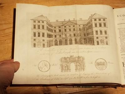 Lot 32 - Scots Magazine, 61 volumes, 1739-1800