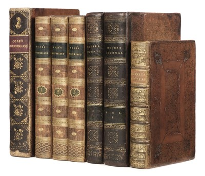 Lot 13 - Coxe (William). Sketches of Swisserland, 1st edition, 1779, & 3 others