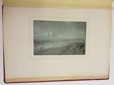 Lot 15 - Darjou (Alfred). Le Caire et la haute Egypte, 1st edition, 1872