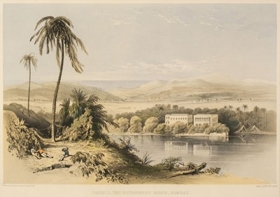 Lot 14 - Darell (Sir Harry). China, India, Cape of Good Hope and Vicinity, 1st edition, 1852