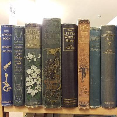 Lot 433 - Children's literature. A large quantity of children's literature, 19th-20th century
