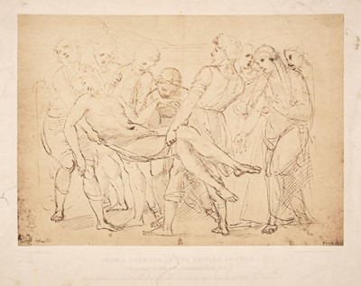 Lot 43 - Fenton (Roger, 1819-1869). From a drawing in The British Museum