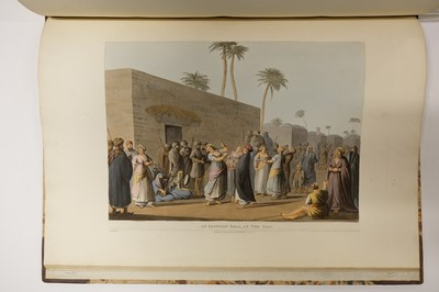 Lot 23 - Mayer (Luigi). A Selection of Views in Turkey ... Egypt ... Palestine, 1811-12