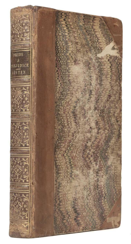 Lot 426 - Austen (Jane). Pride and Prejudice. A Novel, London: Richard Bentley, 1846