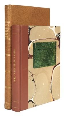 Lot 28 - Cary (John). Cary's Traveller's Companion..., 1821