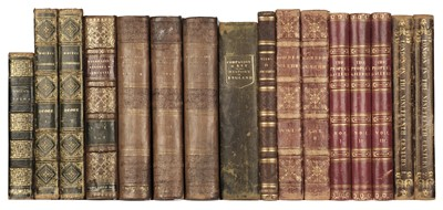 Lot 37 - Mackenzie (Eneas). A Descriptive Account of Newcastle upon Tyne, 1827, & 8 others