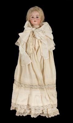 Lot 458 - Doll. A bisque head doll, Continental, circa 1910