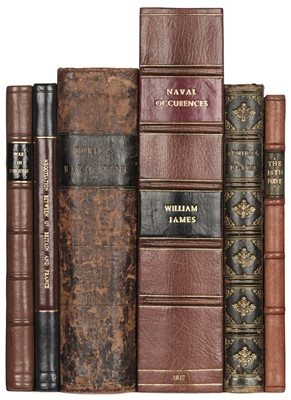 Lot 22 - Stephen (James). War in Disguise, 1st edition, 1805, & 4 others