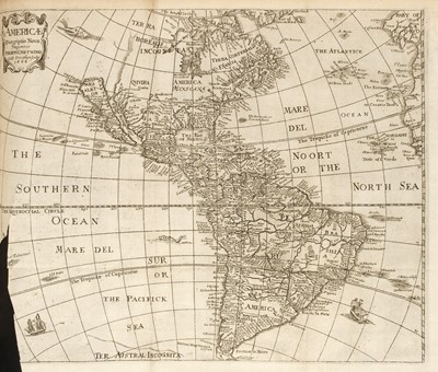 Lot 11 - Heylyn (Peter). Cosmographie ... Containing the Chorographie and Historie of the Whole World, 1674