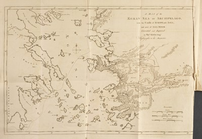 Lot 5 - Chandler (Richard). Travels in Asia Minor, 1775