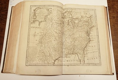 Lot 49 - Bowen (Emanuel). A Complete System of Geography, 1st edition, 1747