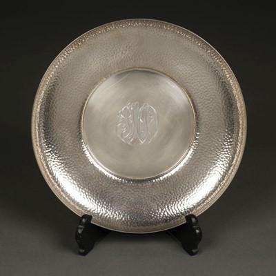 Lot 15 - Bowl. A Japanese silver bowl by Miyamoto Shoko circa 1970