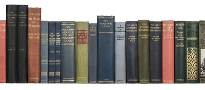 Lot 5 - Bellingshausen (F. G. T.). The Voyage of Captain Bellingshausen, 1st edition, 1945, & 21 others