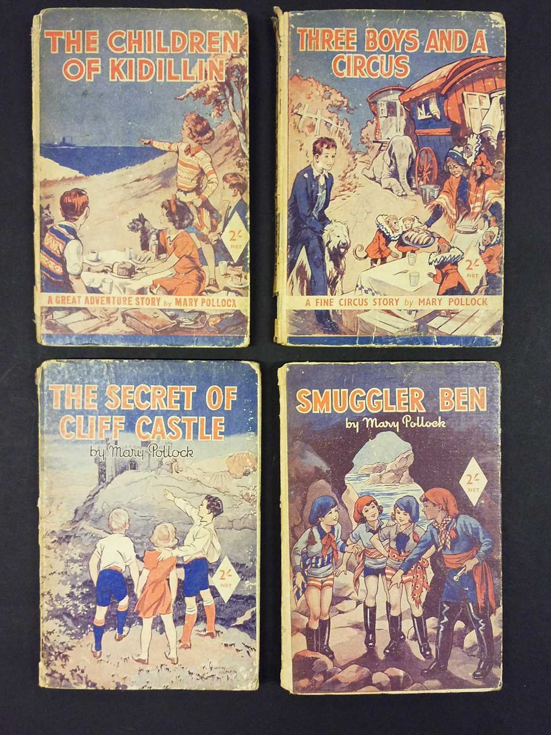 Lot 467 - Blyton (Enid). The Enchanted Wood, 1942, The Magic Faraway Tree, 1943, and others related