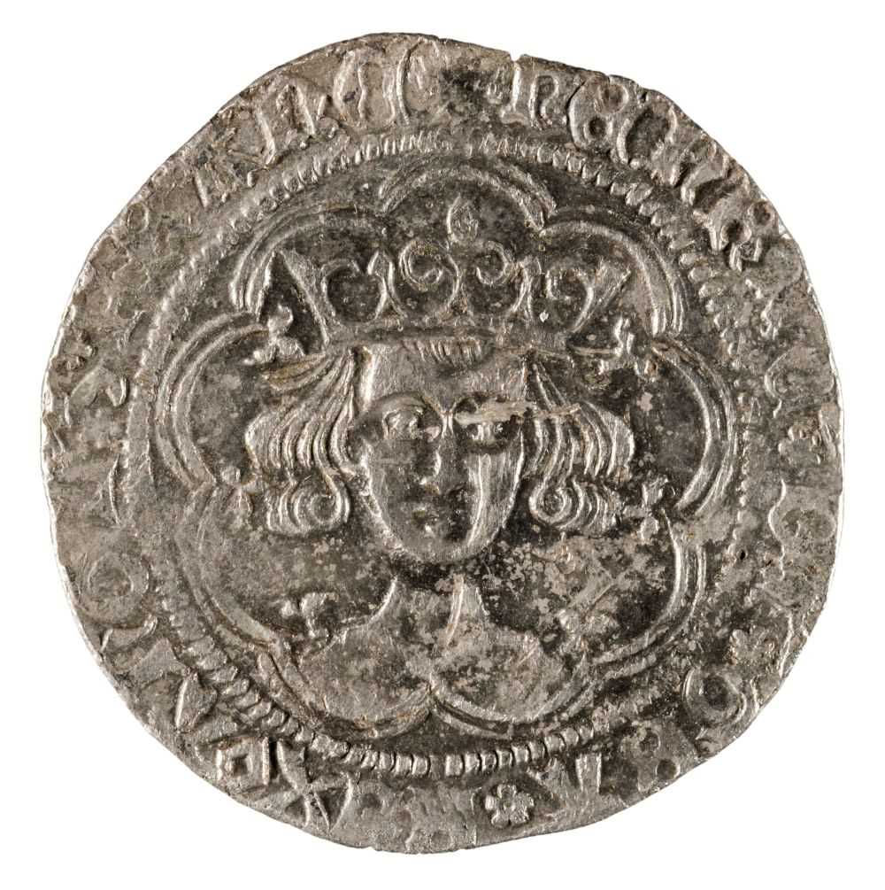 Lot 17 - Coin. Great Britain. Henry VI, Groat