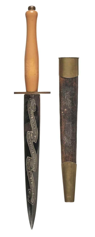 435 - Tom Beasley Commando Fighting knife