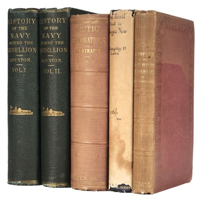 Lot 8 - Cunynghame (Arthur). A Glimpse at the Great Western Republic, 1st edition, 1851, & 3 others