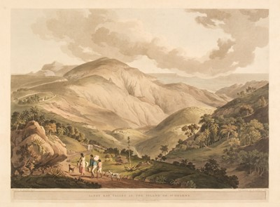 Lot 27 - Salt (Henry. Sandy Bay Valley in the Island of St. Helena, 1809