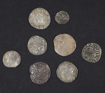 Lot 14 - Coins. Great Britain. Henry II, 1154-1189, Penny, etc