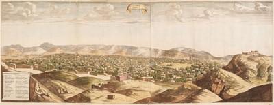 Lot 7 - Chardin (Jean). Tauris (i.e. Tabriz), from Voyages, en Perse... 1711