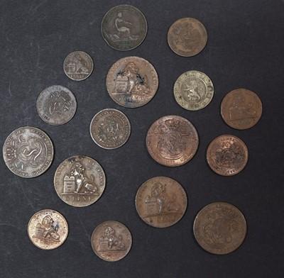 Lot 35 - Coins. Belgium. Mixed