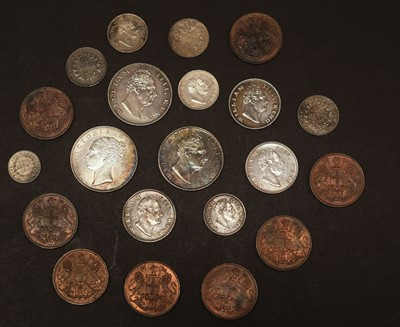 Lot 34 - Coins. East India Company. Rupees, etc