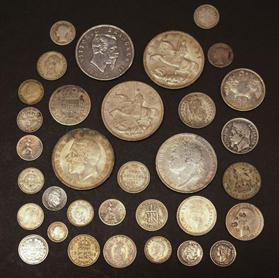 Lot 40 - Coins. World. Great Britain and other countries