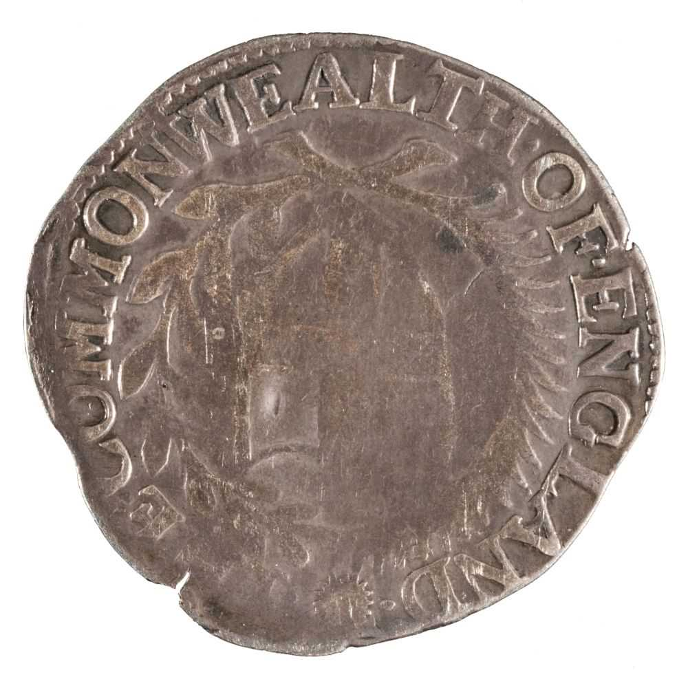 Lot 23 - Coin. Great Britain. Commonwealth Shilling, 1653