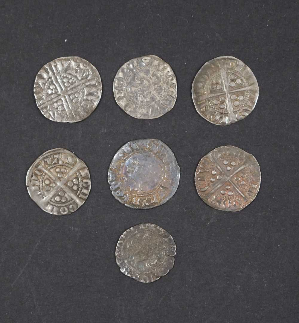 Lot 13 - Coins. Great Britain. Medieval Pennies