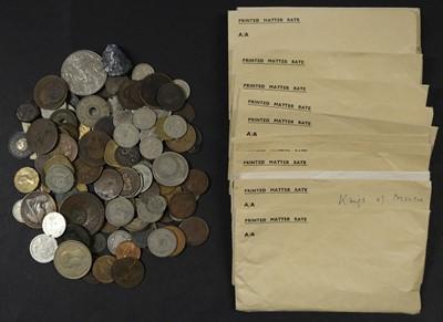Lot 41 - Coins. World. Mixed Coins
