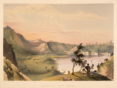 Lot 2 - Angas (George French). 14 views from South Australia Illustrated, 1846-47