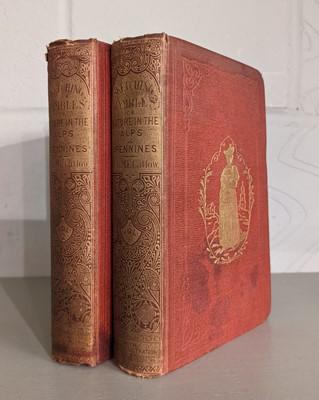 Lot 6 - Catlow (Agnes and Maria E.) Sketching Rambles, 2 vols, 1861