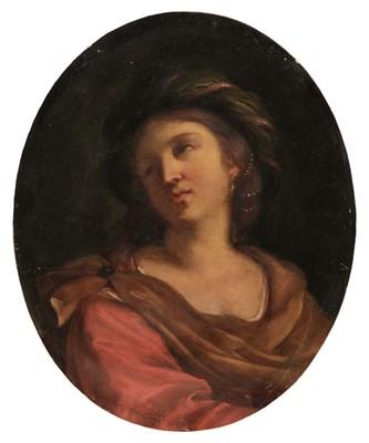 Lot 301 - Barbieri (Giovanni Francesco, 1591-1666, after). The Samian Sibyl