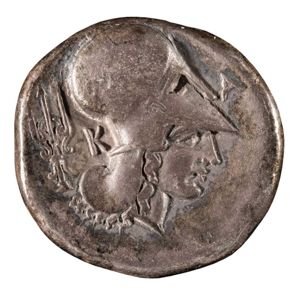 Lot 1 - Coin. Ancient Greece. Corinth, 5th-4th century BC