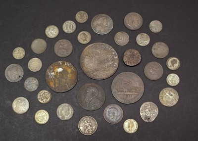 Lot 39 - Coins. World. Various
