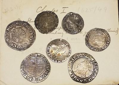 Lot 20 - Coins. Great Britain. Tudor and Stuart Coins