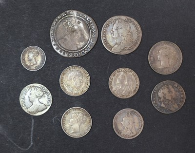 Lot 28 - Coins. Great Britain. Various